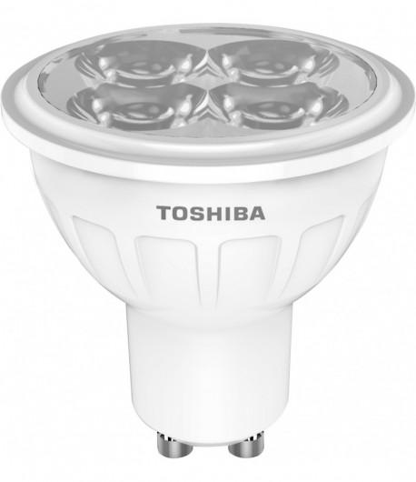 BOMBILLA TOSHIBA LED PAR 16 5w LUZ Cálida