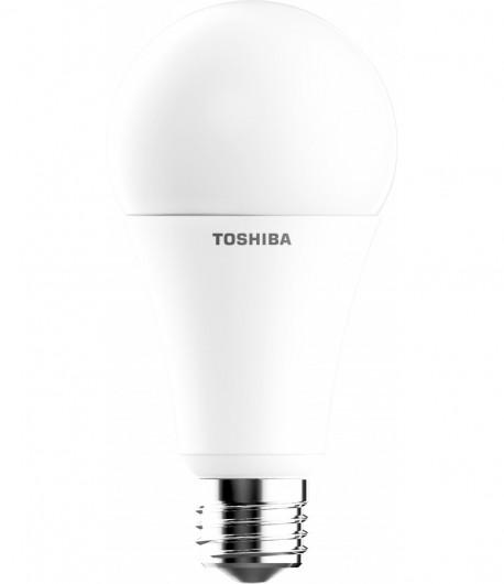 Bombilla Led Toshiba Clasica E27 6.5w Calida