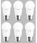 Pack 6x Mini Globo Led E27 6w Cálida