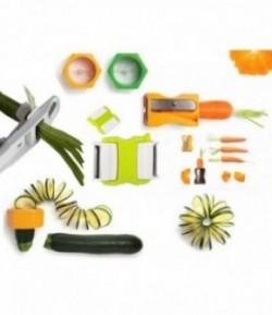 Set De Cortadores Verduras Y Cocina Divertida
