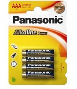 96 PILAS PANASONIC AAA + AAA