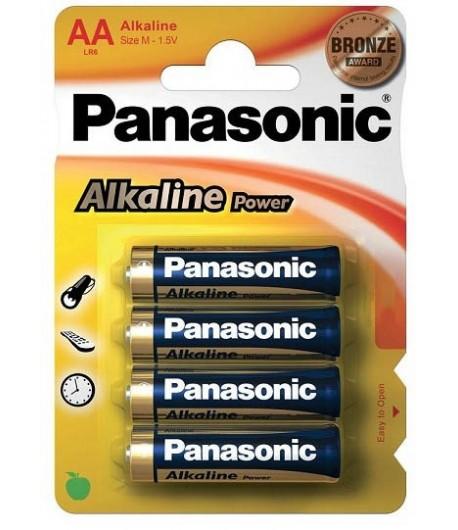 96 PILAS PANASONIC AA + AA